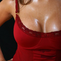 Large Breasts And Sweat Issues