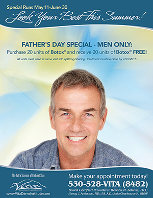 Botox Special For Men