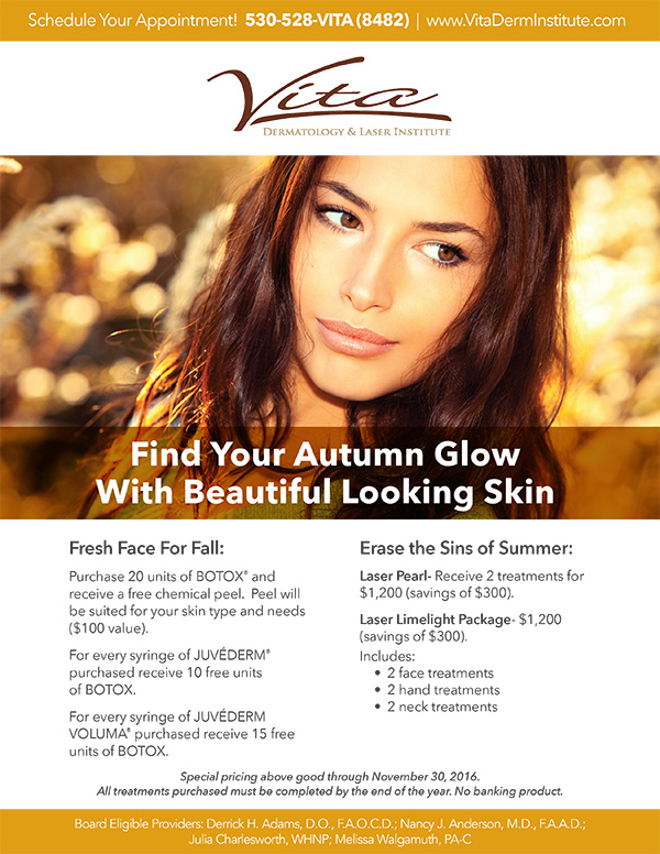 Free Chemical Peel In Red Bluff